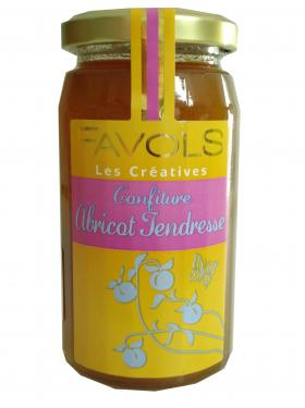 CONFITURE ABRICOT  250g Favols