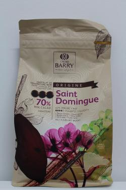 PISTOLES NOIR ORIGINE SAINT DOMINGUE 1kg Barry