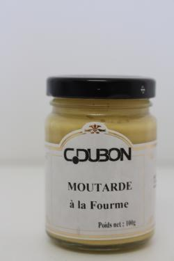 MOUTARDE A LA FOURME