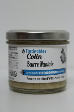 TARTINABLE COLIN BEURRE NANTAIS